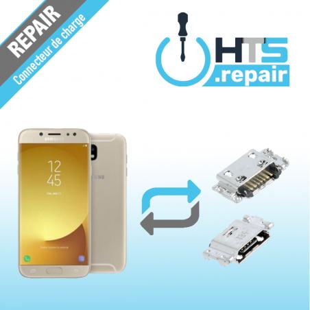 Remplacement connecteur de charge SAMSUNG Galaxy J5 2017 (J530F) or