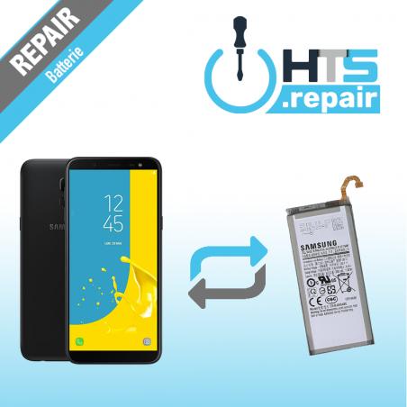 Remplacement batterie d'origine SAMSUNG Galaxy J6 2018 (J600F)