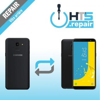 Remplacement coque arrière d'origine SAMSUNG Galaxy J6 2018 (J600F)