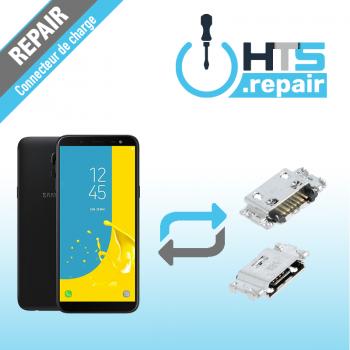 Remplacement connecteur de charge SAMSUNG Galaxy J6 2018 (J600F)