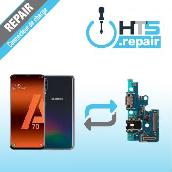 Remplacement connecteur de charge SAMSUNG Galaxy A70 (A705F)