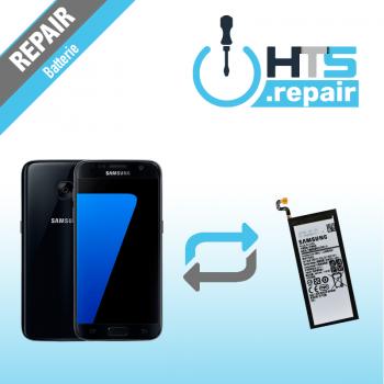 Remplacement batterie d'origine SAMSUNG Galaxy S7 (G930F) noir