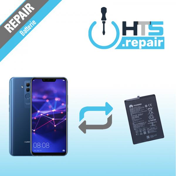 Remplacement batterie d'origine HUAWEI Mate 20 Lite bleu