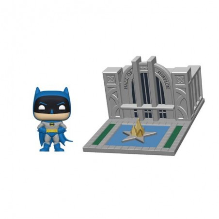POP! BATMAN WITH THE WALL...
