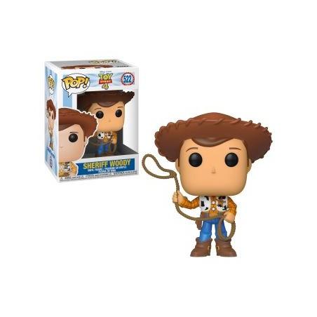 POP! TOY STORY 4 - SHERIFF WOODY 522