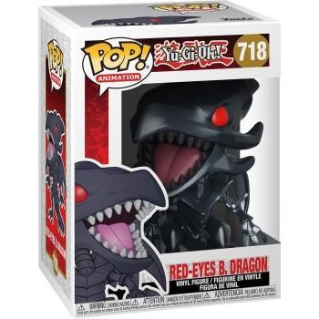 POP! YU-GI-OH! RED-EYES BLACK DRAGON 718