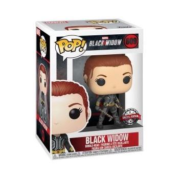 POP! BLACK X WIDOW - BLACK WIDOW 609
