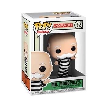 POP! MONOPOLY - MR MONOPOLY 32