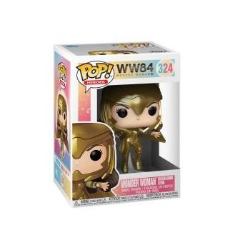 POP! WW84 - WONDER WOMAN GOLDEN ARMOR FLYING 324