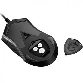 MSI - Souris gamer Clutch GM08 noir