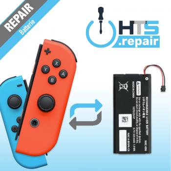 Remplacement batterie Joycon Nintendo Switch