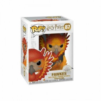 POP! HARRY POTTER - FAWKES 87