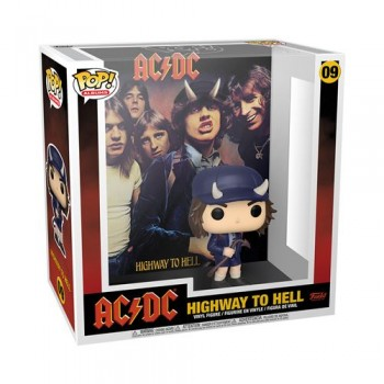 POP! ALBUMS - AC/DC HIGHWAY TO HELL 09