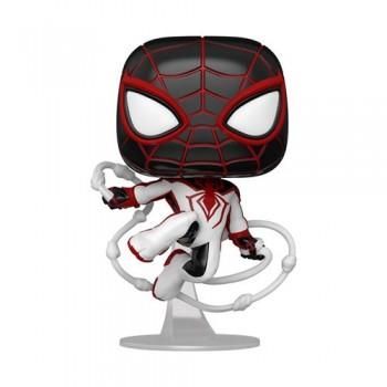 POP! MARVEL - SPIDER MAN - MILES MORALES TRACK SUIT 768